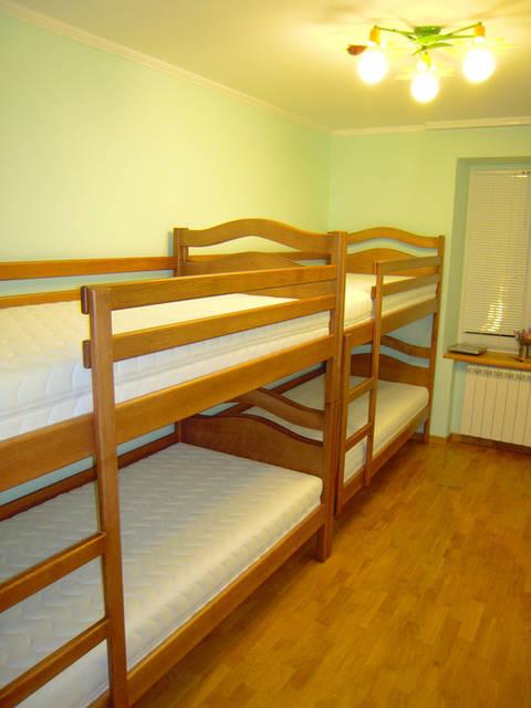 Ліжка для чотирьох діток 1