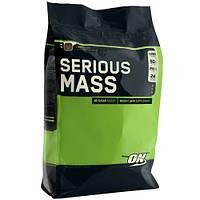Serious Mass 5,4 кг vanilla Optimum Nutrition