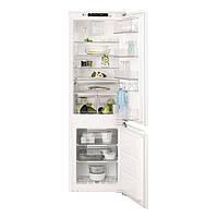 Холодильник с морозильной камерой Electrolux ENG7854AOW