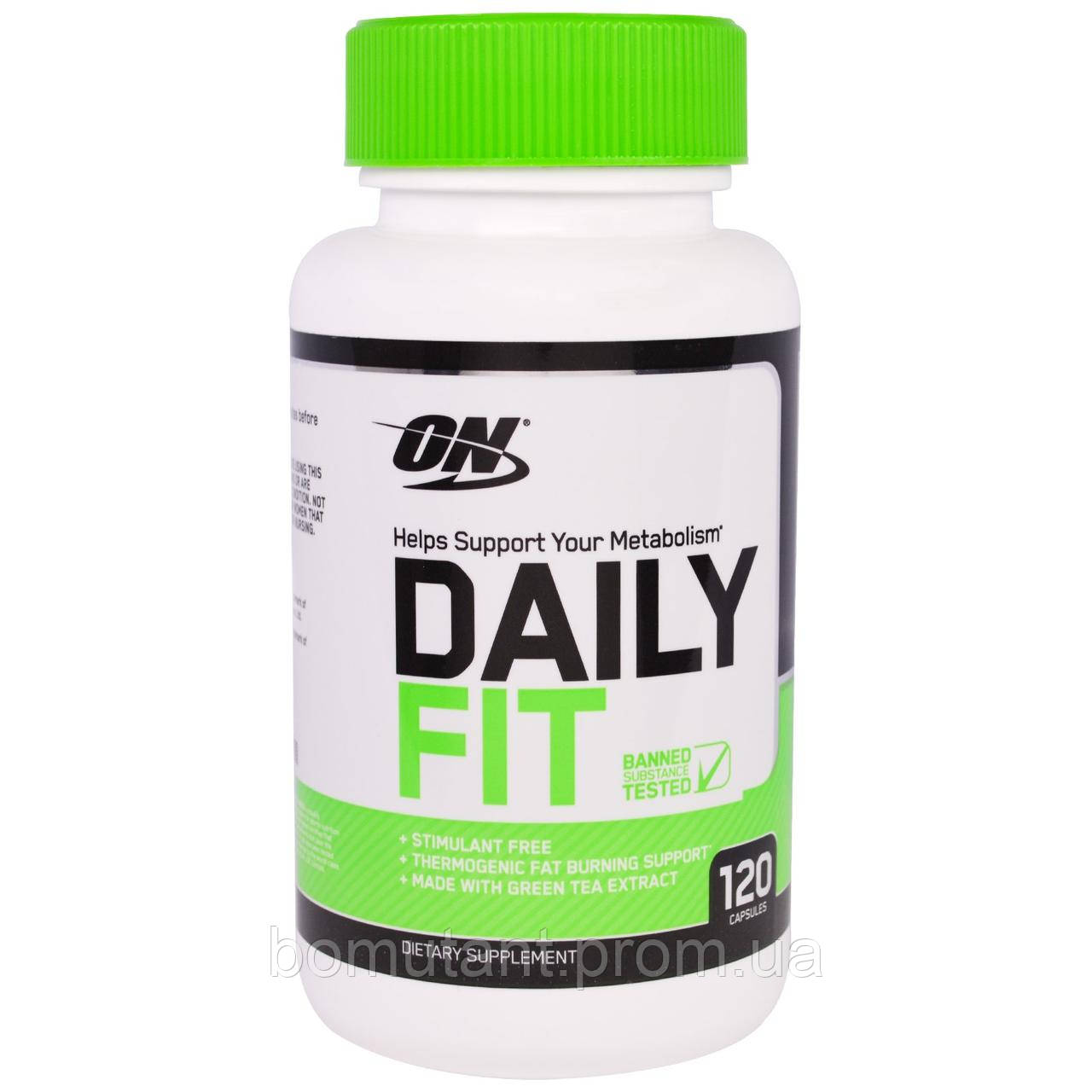 Daily Fit 120 капсул Optimum Nutrition
