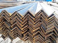 Уголок стальной равнополочный 100х100х10 прокатный, фото 1