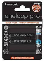 Аккумулятор Panasonic Eneloop Pro AAA 930 mAh 2BP