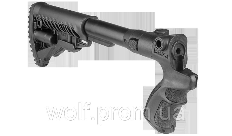 AGMF 500 FK складной телескопический приклад с пистолетной рукояткой для Моссберг, Fab Defense