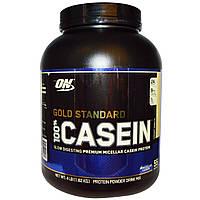 100% Gold Standard Casein 1,8 кг creamy vanilla Optimum Nutrition