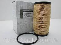 Фильтр масляный Рено Мастер 2.5 dCI 2006> + Renault (оригинал) 8200362442