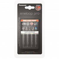 Зарядное устройство Panasonic Smart-Quick Charger+Eneloop Pro 4AA 2500 mAh NI-MH