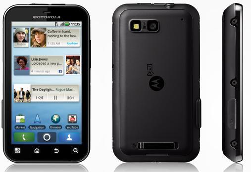 Смартфон Motorola Defy MB525