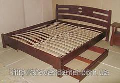 """Белая полуторная кровать """"Сакура"""", фото 3"""