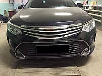 Решетка радиатора Modellista на Toyota Camry 2015-
