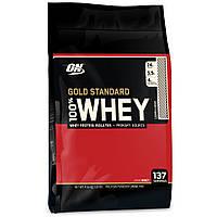 100% Whey Gold Standard 4,5 кг rocky road Optimum Nutrition