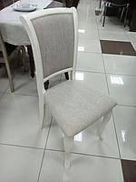 Стул MN-SC каркас Белый, ткань Серая (Signal ТМ), фото 2