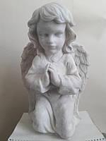 Ангел №10 (мрамор белый) 41 см.
