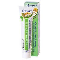 Зубная паста Лечебные травы DENTAVIT