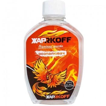 Разжигатель гелевый для костра Jarrkoff (0,25л) - Интернет магазин активного отдыха Вепрь в Киеве