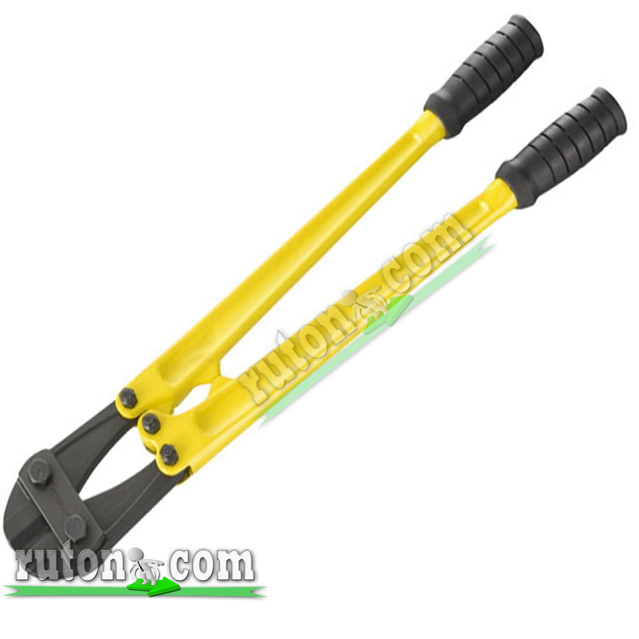 Ножницы арматурные 600мм, Cr-V, max 8мм HTOOLS 01K153