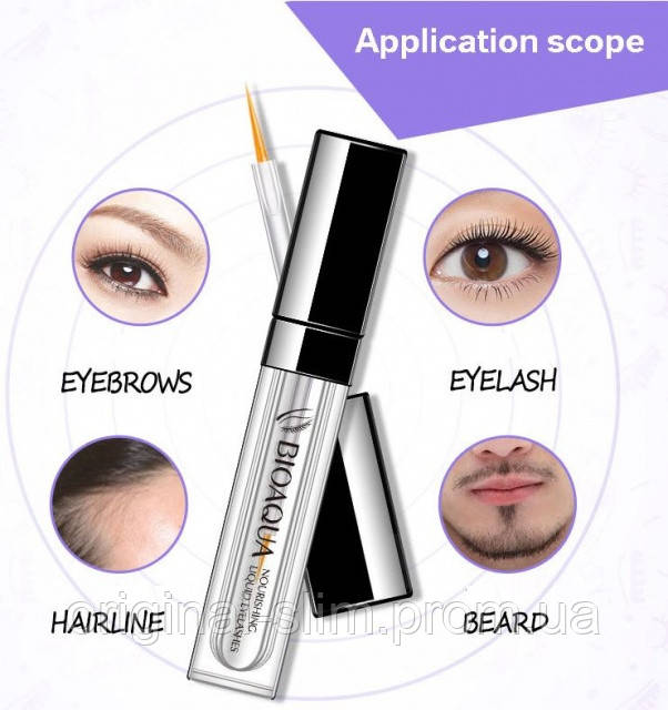 Growth Factor Of Eyelashes Eyebrows Beards Like Feg Careprost