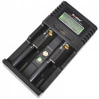 Зарядное устройство Soshine H2-V2 с LCD дисплеем