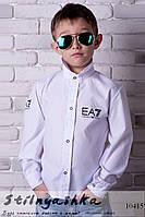 Рубашка на мальчиков Armani белая
