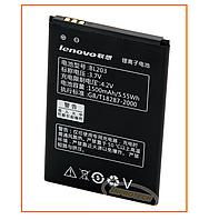 Аккумулятор Lenovo A369, A316i (BL-203/BL-214) 1500mAh Original