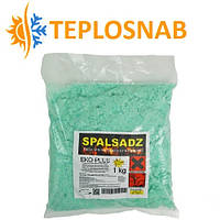 Средство для ухода за твердотопливными котлами и каминами SPALSADZ (Польша), пачка 1кг.
