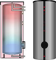 Буферная емкость Meibes HPS 1000 из нержавеющей стали