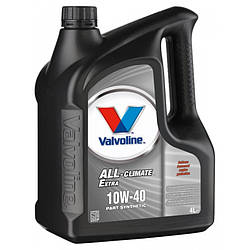 Моторное масло Valvoline VAI ALL CLIMATE EXTRA 10W40 4л
