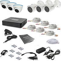 Комплекты видеонаблюдения AHD