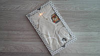Набор халат+тапочки