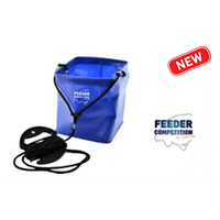 EVA Drop Bucket, 17,5x17,5x20,0cm (Мягкий водонепроницаемый контейнер для набора воды)
