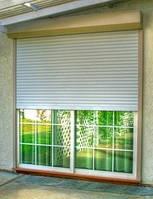 Защитная роллета на окна, 2400-2800