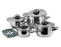 Набор посуды VINZER Grand Junior 9 пр. 89039