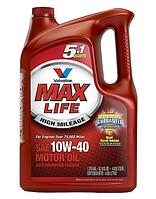 Моторное масло Valvoline VAI MAXLIFE 10W40 4л