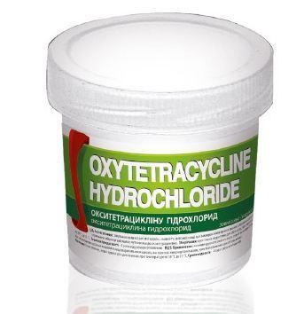 Окситетрациклин гидрохлорид 98%