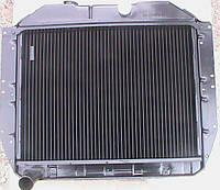 Радиатор водяного охлаждения ЗИЛ 130, 131 (3-х рядный) (пр-во ШААЗ)