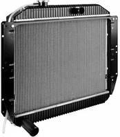 Радиатор водяного охлаждения ЗИЛ 130 (4-х рядный) (пр-во ШААЗ)