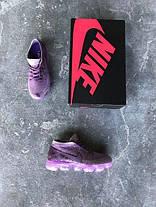 Женские кроссовки Nike Air VaporMax Violet Dust, Найк Аир Вапор Макс, фото 3