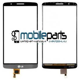 Оригинальный Сенсор (Тачскрин) для LG G3 D855 (Черный)