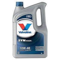 Моторное масло Valvoline VAI SYNPOWER 10W40 5л