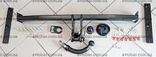 """Фаркоп """"Auto-Hak"""" на Renault GRAND SCENIC III (c 2009---)"""