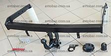 """Фаркоп """"Auto-Hak"""" на Seat ALHAMBRA (2000-2010)"""