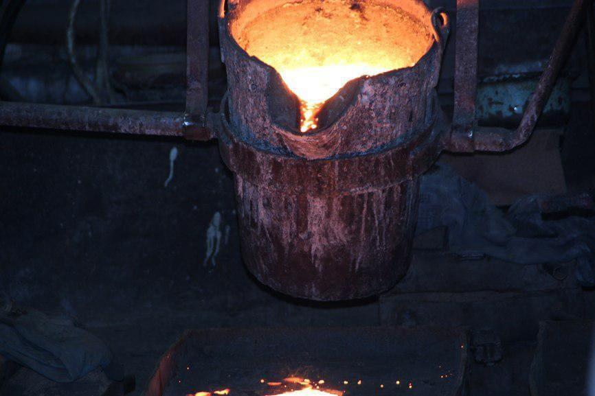 Послуги лиття сталі, чавуну (Литье стали,чугуна)
