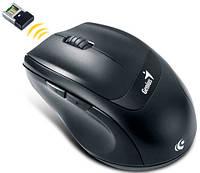 Мишка Genius DX-7100 2.4G BlueEye 5-button Black (31030060102) бездротова, USB