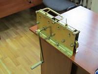 Инструмент для выравнивания катанки оцинкованной