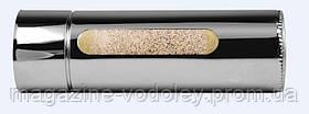 Дымоход утепленный нерж/оц 1 м, диаметр 120/180