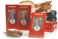 Корни Красного Корейского 6 летнего Женьшеня, 25 грамм