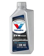 Моторное масло Valvoline VAI SYNPOWER 5W40 1л