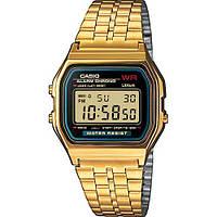 Мужские часы классика в цифре CASIO A159WGEA-1EF