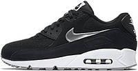 Мужские кроссовки Nike Air Max 90 Essential Black/Metallic/White