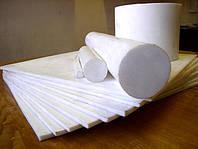 Фторопласт листовой т.1мм. (1000х1000)