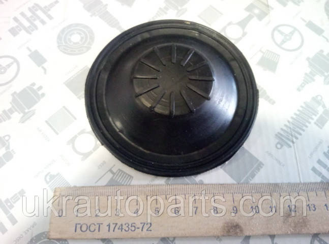 Диафрагма КОМ ЗИЛ 131 (ЛЮКС) (8отверстий) (105мм наружный диаметр) (131-4202375 (ЛЮКС))
